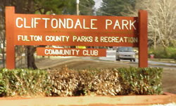 cliftondalepark_sign